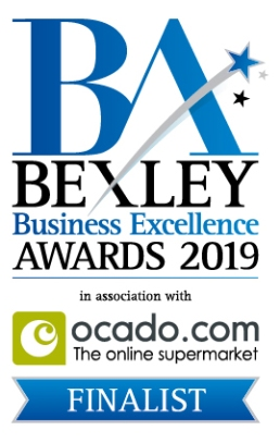 Bexley Awards 2017 Logo Finalist logo