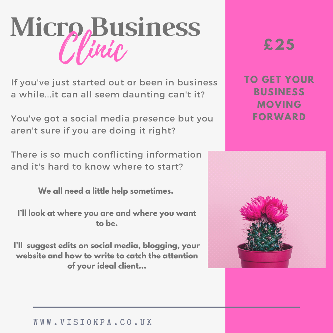 Micro Business Clinic